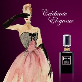 Martha Stewart's signature scent: Fracas by Robert Piguet