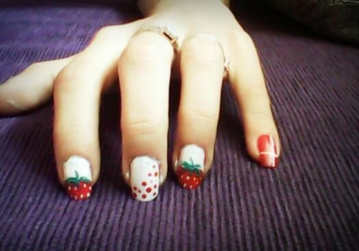 just my nails