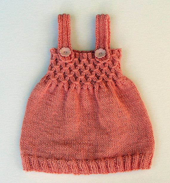 değişik Örgü Bebek Elbiseleri Yapılışı Ve Anlatımı