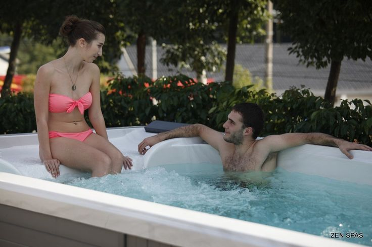 Countesa #hot-tub by zen spas at http://www.hottubsuppliers.com/