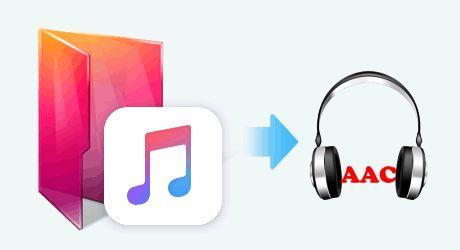 Apple Music in AAC konvertieren