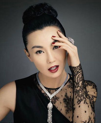 The Impact Of Maggie Cheung Hairstyles | Cute Asian Hairstyles