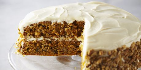 Carrot Cake with Cream Cheese Frosting Recipes | Food Network Canada