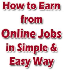 Free & Tested Online Jobs from Home Without Investment to Earn Money - Best Part Time Job