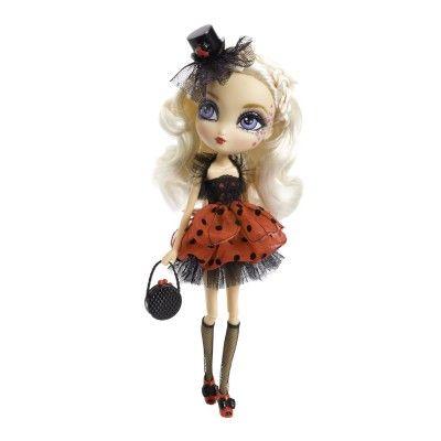 Brinquedo Spinmaster La Dee Da Garden Tea Party Tylie as Ladybug Look #Brinquedo #Spinmaster