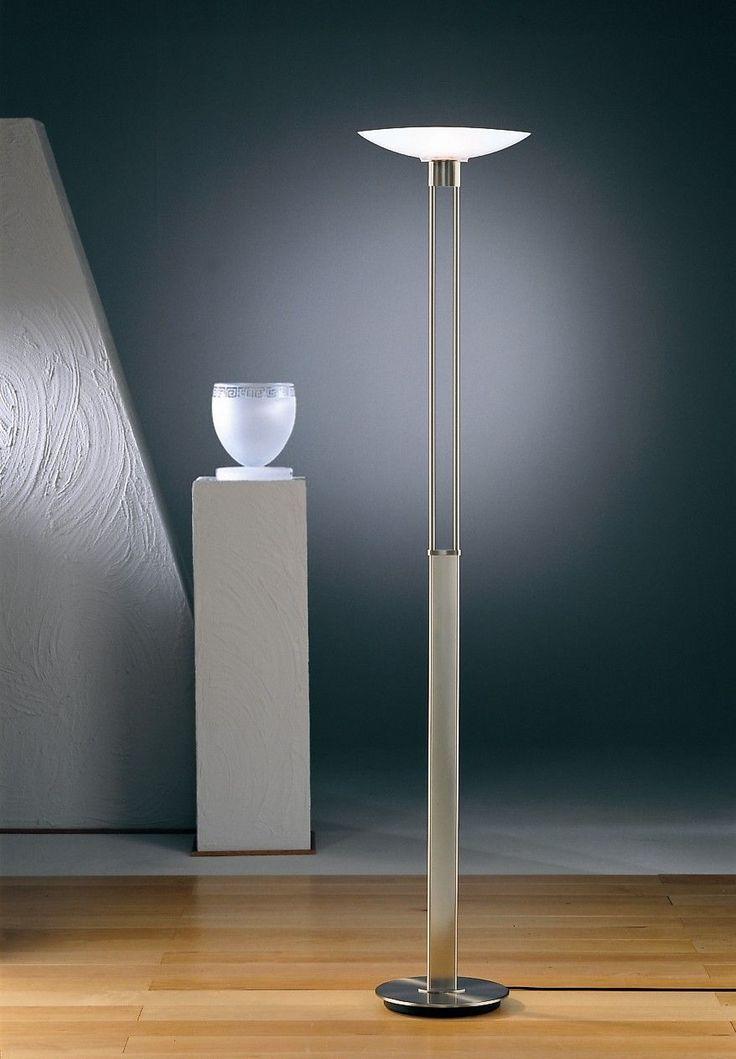 "Raumfluter Tall 73"" Torchiere Floor Lamp"