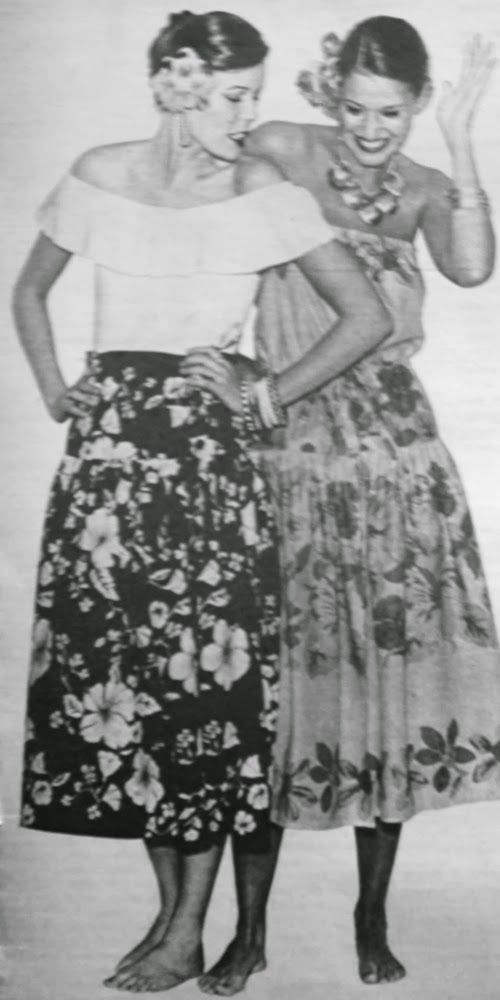 OĞUZ TOPOĞLU : gaston jaunet 1977 çingene modası modelleri