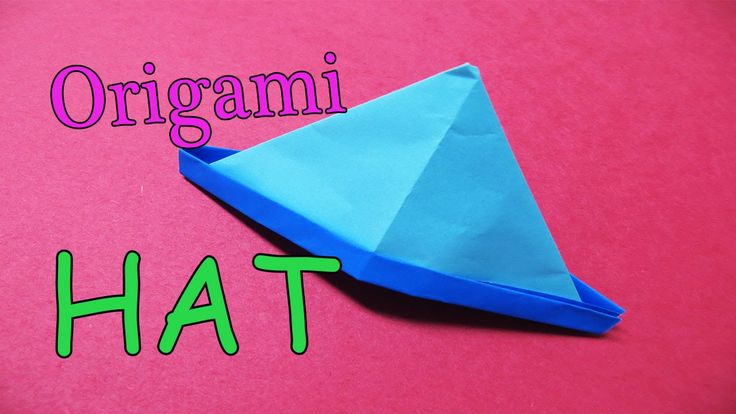 17 best ideas about origami hat on pinterest origami