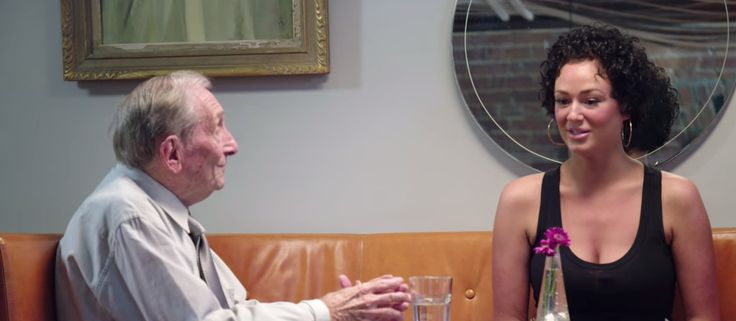This 89-Year-Old Grandpa Went On Tinder Dates As The Wingman For His Grandson