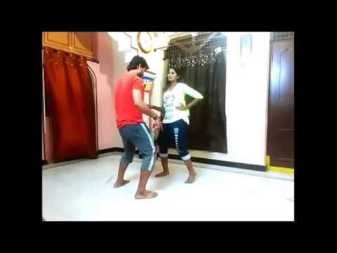 swathi naidu song making video on location