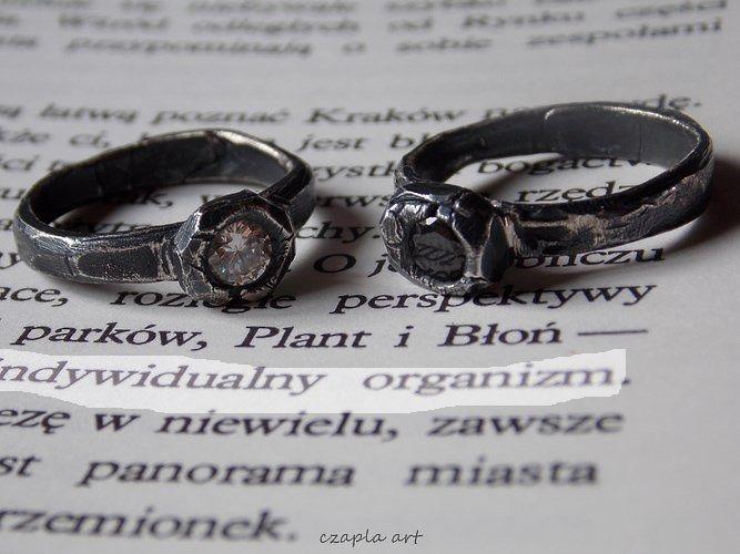 http://polandhandmade.pl #polandhandmade #metalclay, #czaplaart