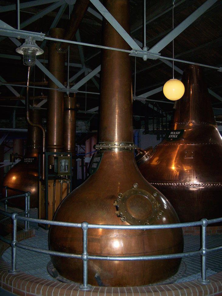 Antiga Destilaria Jameson, Dublin, República da Irlanda | Viaje Comigo