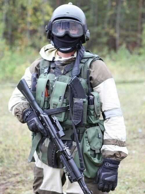 Russian infantry loadout | Airsoft loadout ideas | Pinterest