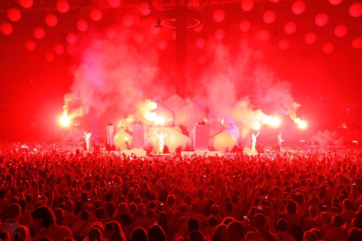 The making of Sensation Amsterdam '11 Innerspace