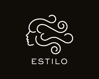 Logo Design - Estilo #logodesign #logo #lineartlogo