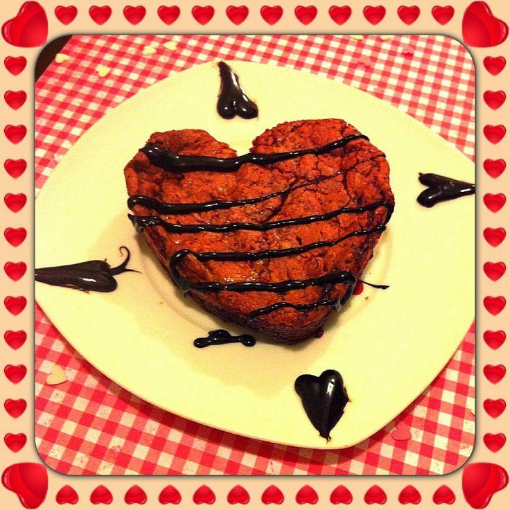POSTRELANDYA : Red Velvet Cheesecake Brownies!!!!