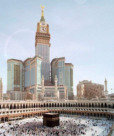 Royal Mecca Clock Tower