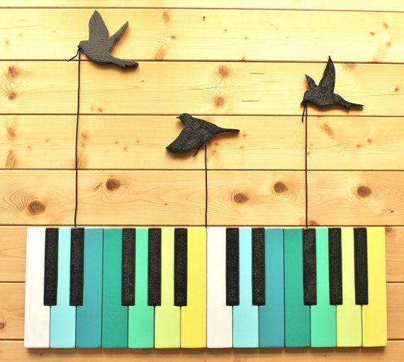 Opera Pianoforte Fantasia di 7symphonia su Etsy