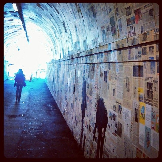 Subways art !!