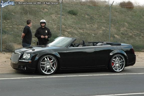 Chrysler 300 Convertible