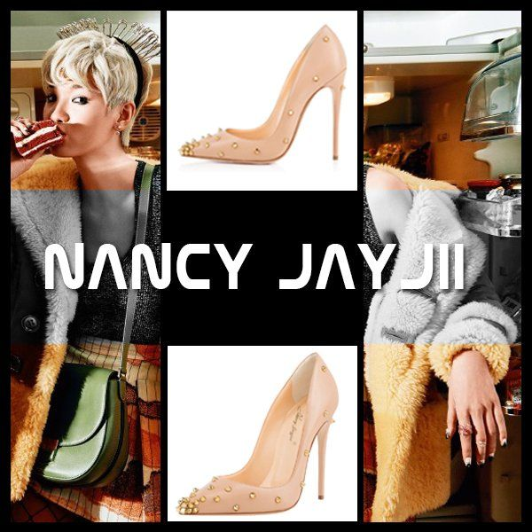 Nancy Jayjii: Women shoes leather only & Customization