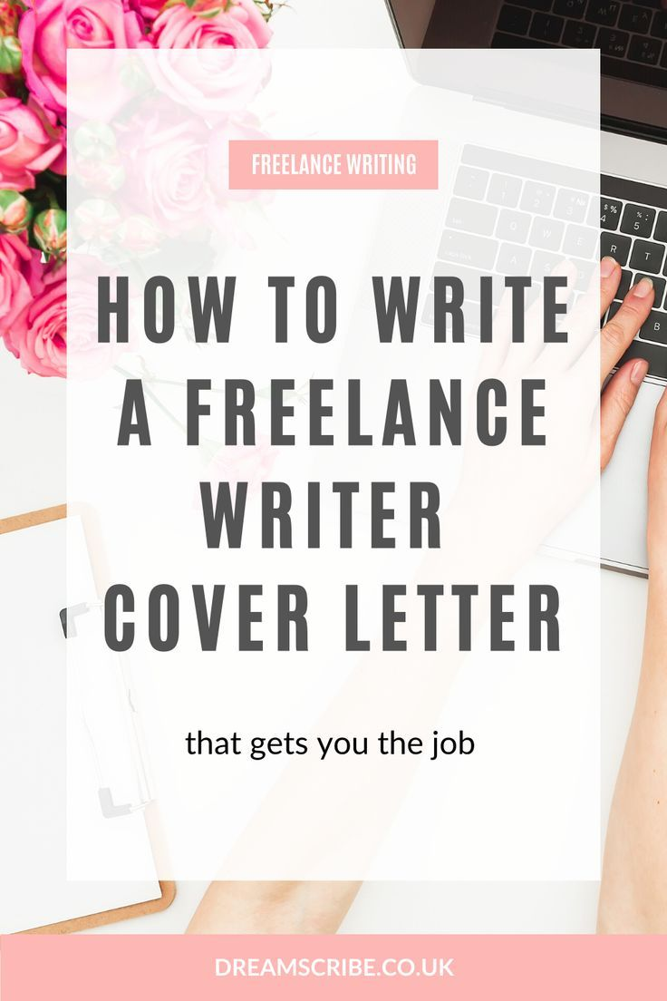If your freelance writing cover letter gets ignored, it's