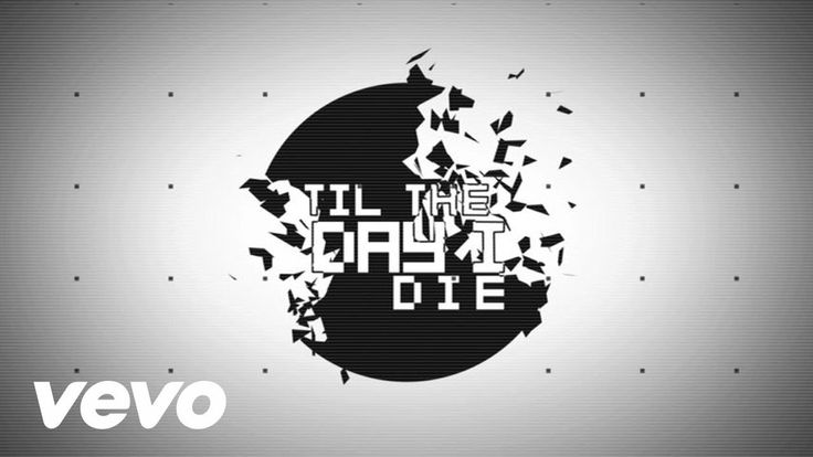 TobyMac - Til The Day I Die (Lyric Video) ft. NF--> I see Toby is going for a new techno sound now... I like it :) <3