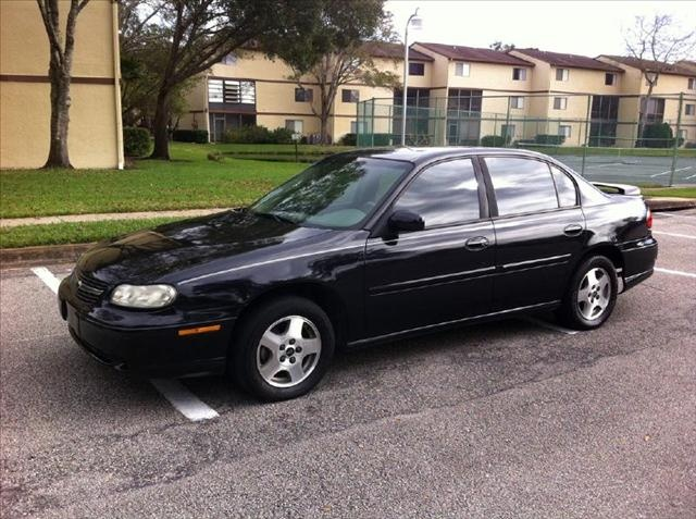 #3..After the lease was up on the Blazer, I leased the 2003 Chevrolet Malibu LT. Black with tan leather..