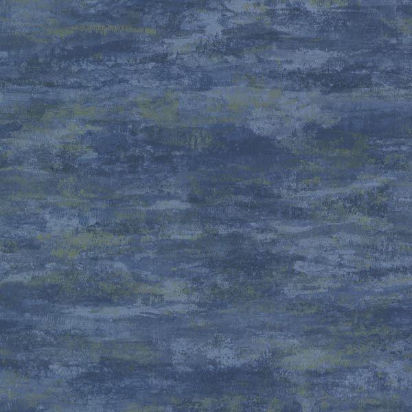 HZN43116 Blue Texture - Impressions - Horizon Wallpaper by Warner Studios