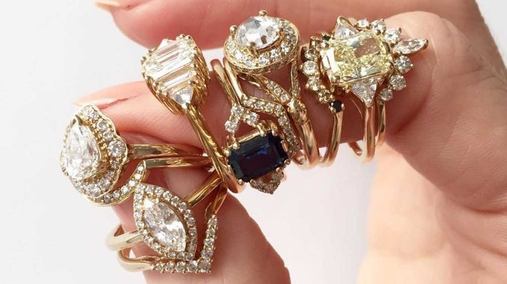 Where Fashion People Get Their Engagement Rings. Read up on 10 indie jewelers where fashion people go for their engagement rings.