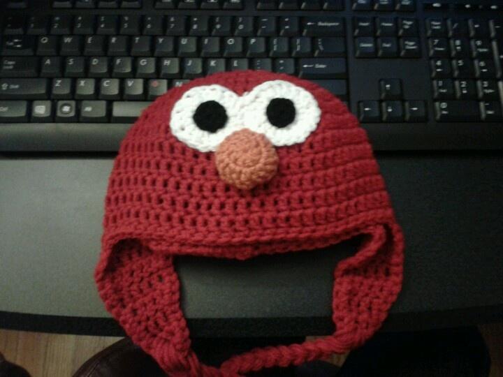 Free Crochet Patterns For Elmo Hat : 17 Best images about Crochet on Pinterest Hat crochet ...