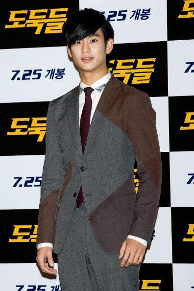 [July 10th 2012] Kim Soo Hyun (김수현) at The Thieves (도둑들) Press Screening #17 #KimSooHyun #SooHyun #TheThieves #Dodookdeul