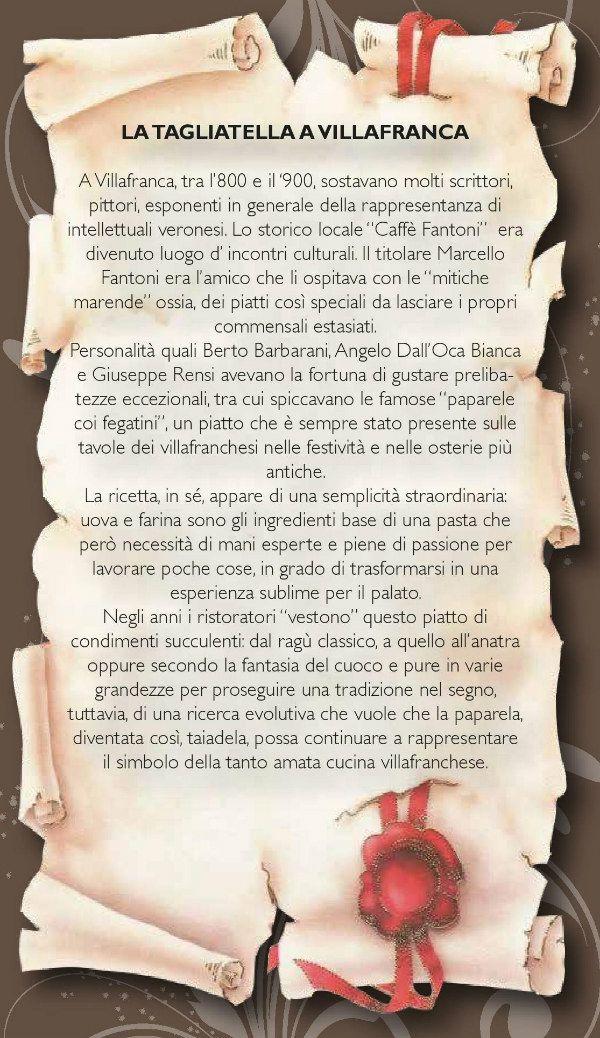 La Taiadela di Villafranca di Verona