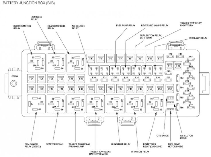 4 Ford Focus Engine Fuse Box Diagram 4 Ford Focus Engine Fuse Box Diagram