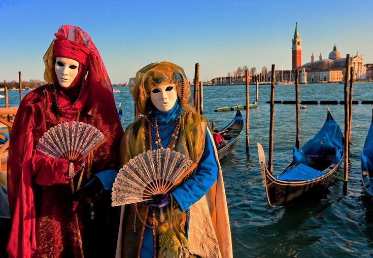 "The ""Carnival of Venice"", which is held annualy, is a festival in Venice, Italy. The Carnival ends with the Christian celebration of Lent in february, forty da"