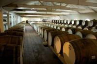 The barrel room in Seppeltsfield, Barossa Valley, South Australia is well over 100 years old. Find out about Australia's 5000 vineyards and wineries on www.VisitVineyards.com or on our iPhone app.