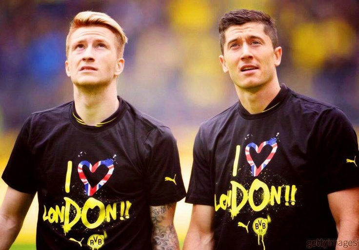 Marco Rues and Robert Lewandoski
