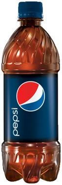 always drink Pepsi