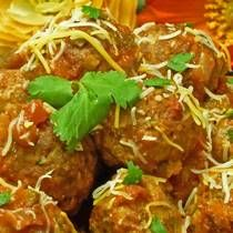 taco meatballs recipe, ground beef, appetizer, meatloaf, entree, receipts