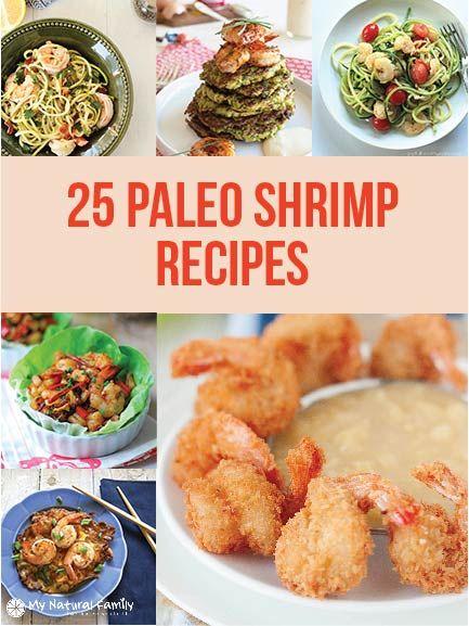25 of the Best Paleo Shrimp Recipes