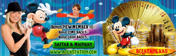 Ayo Bergabunglah Bersama Kami di BolaStation.com