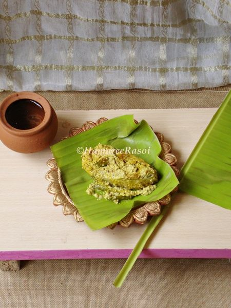 The very mention of ilish paturi makes my mouth water. I am in love with the smell of banana leaves in which the fish is wrapped. Ilish ...