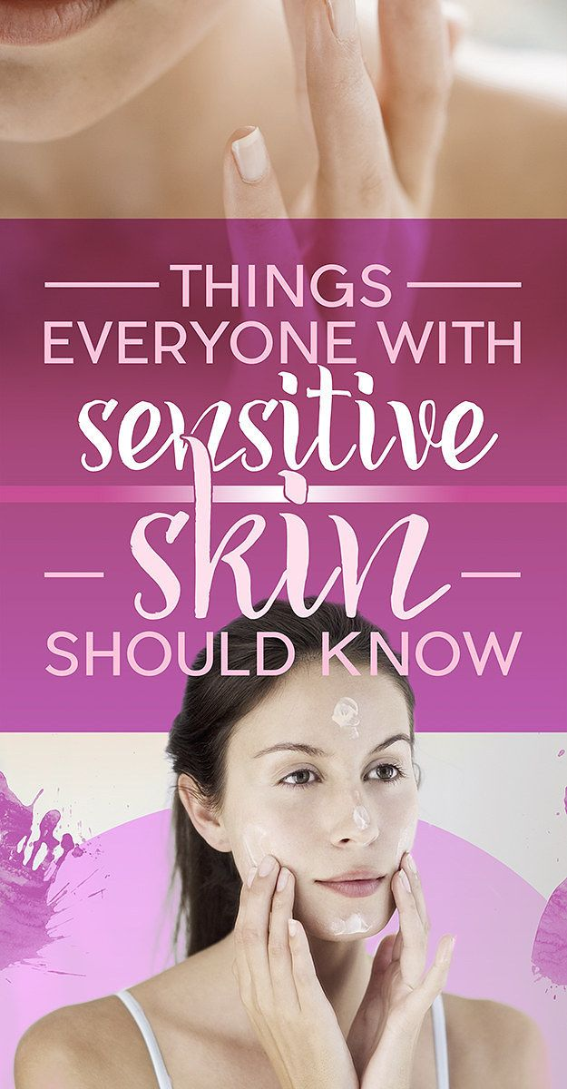 Everything You Need To Know About Caring For Sensitive Skin     #skincare #sensitiveskin http://www.atalskinsolutions.com/