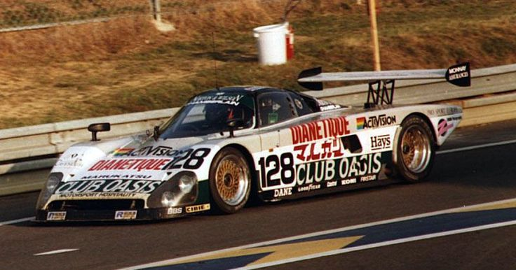 1990 Spice SE 90 C Ford (3.900 cc.) (A) Philippe de Henning Charles Zwolsman…