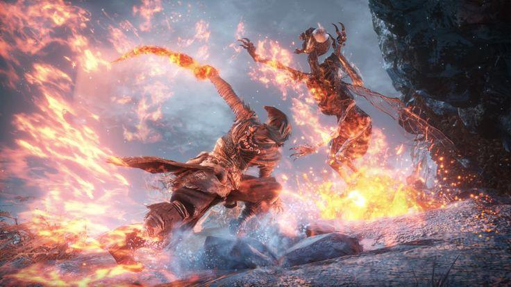 Dark Souls 3: Ringed City: How to find Darkeater Midir the hidden boss