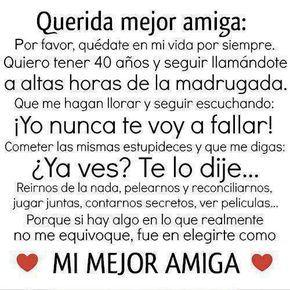Imágenes con Frases de Amistad para compartir y dedicar a tus mejores amig@s #desamor #corazon_roto #mal_de_amores #no_me_quiere