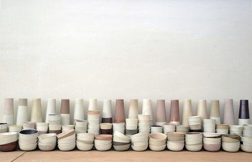 Ceramics-Beautiful colours