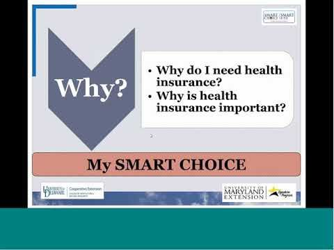 Smart Choice Health Insurance Basics Youtube Small Business
