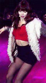 Hyuna - Heeey Sexy Lady GIFs 4minute Gangnam Style
