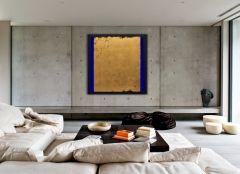 Stachowiak // Golden Area (150 x 150cm)